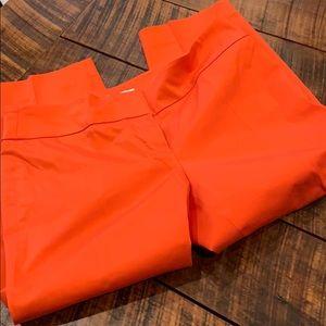 Stretch loft 4p crop pants